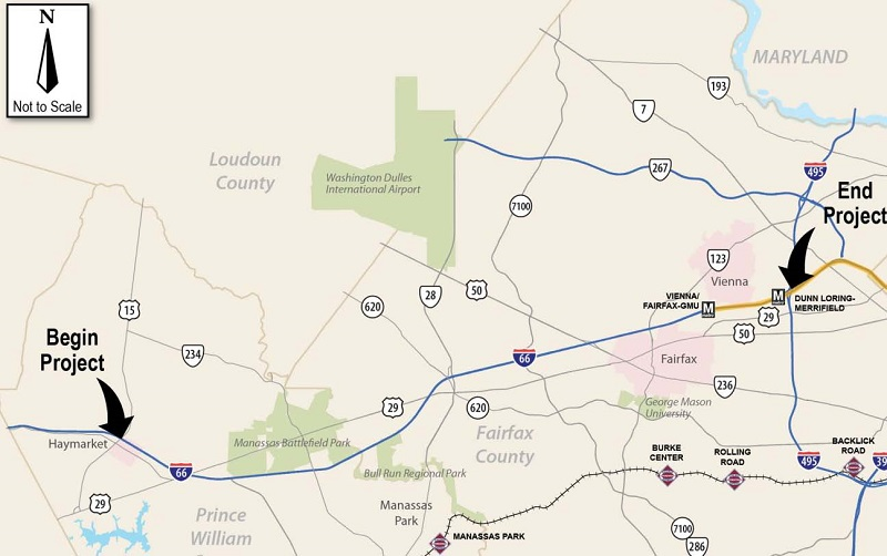I-66 Corridor Improvements