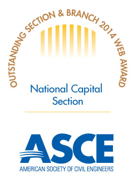 ASCE Recognizes NCS Website as Outstanding